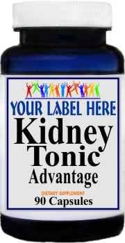 Kidney Tonic Advantage 90caps Private Label 25,100,500 Bottle Price