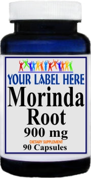 Private Label Morinda Root 900mg 90caps Private Label 12,100,500 Bottle Price