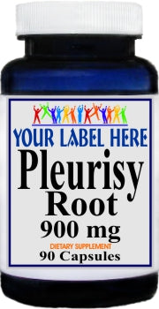 Private Label Pleurisy Root 900mg 90caps Private Label 12,100,500 Bottle Price