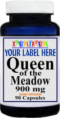 Private Label Queen of the Meadow 900mg 90caps Private Label 12,100,500 Bottle Price