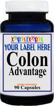 Private Label Colon Advantage 90caps Private Label 25,100,500 Bottle Price