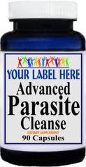 Private Label Advanced Parasite Cleanse 90caps Private Label 12,100,500 Bottle Price