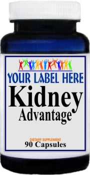 Kidney Advantage 90caps Private Label 25,100,500 Bottle Price