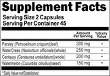 Private Label Leak Defense Incontinence 90caps or 180caps Private Label 12,100,500 Bottle Price