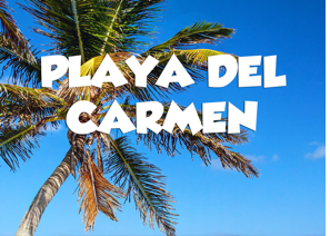 Playa del Carmen and the ways people misspell it around the world