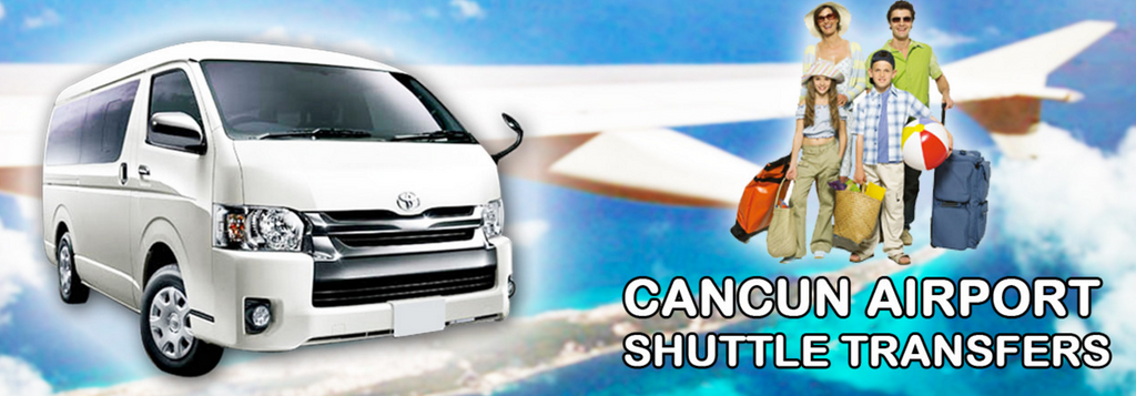 shuttle from cancun to playa del carmen