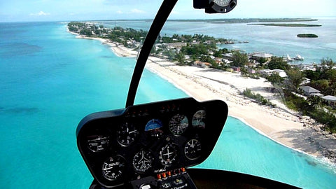 playa del carmen helicopter tour