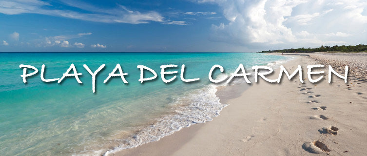 These beaches can be stated as the Best Beach in Playa del Carmen by far