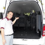 cancun airport to playa transfer shuttle