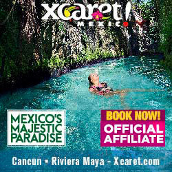 Xcaret Tickets - Playa Vacation