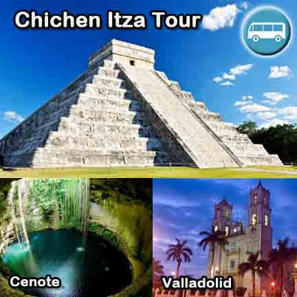 Chichen Itza Private Tour - Playa Vacation