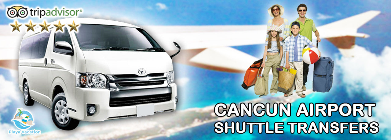 cancun to playa del carmen shuttle transfers transportation