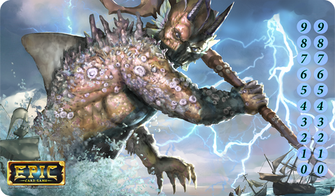 Epic Card Game: Playmat: Sea Titan