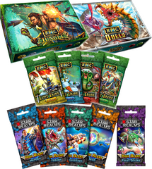 Late Backer Credit: $30 Credit for Epic Card Game Jungle Kickstarter and Star Realms, Sorcerer and Hero Realms Add-Ons