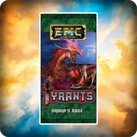 Epic Tyrants: Draka's Rage