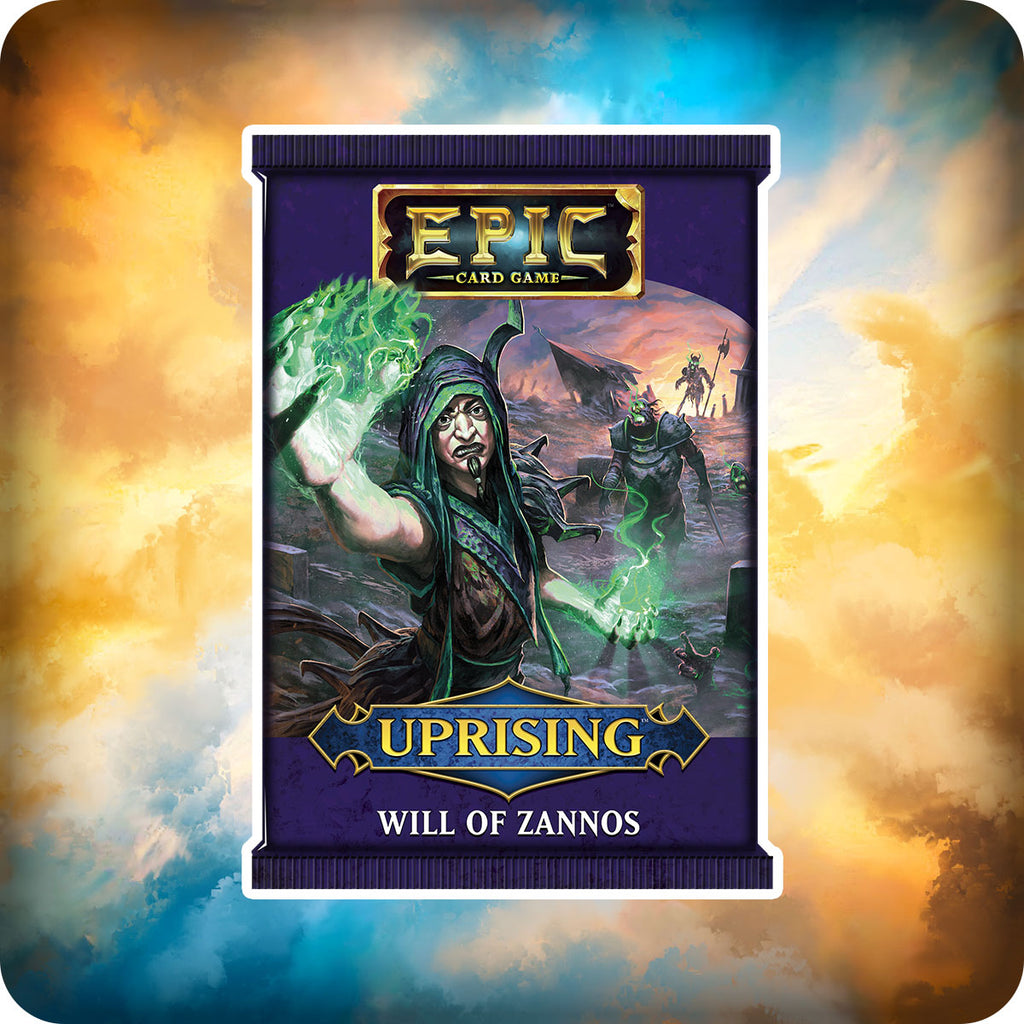 Epic Uprising: Will of Zannos