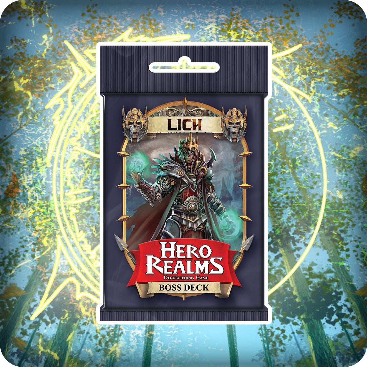 Lich Boss Deck: Hero Realms -  White Wizard Games