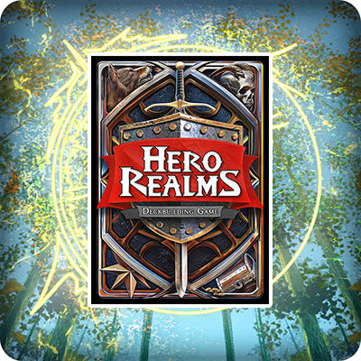 Hero Realms Sleeves