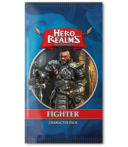 Hero Realms Character Pack: The Fighter