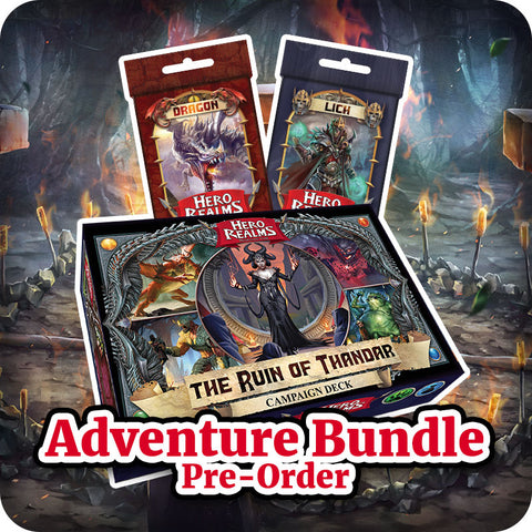 Hero Realms Adventure Bundle