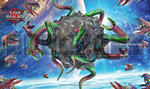 Star Realms Playmat: Infested Moon