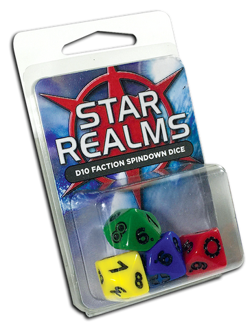 Star Realms Dice
