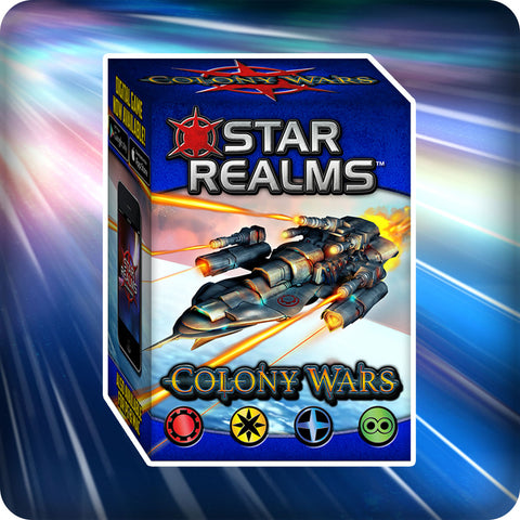 Star Realms: Colony Wars  (T.O.S.) -  White Wizard Games