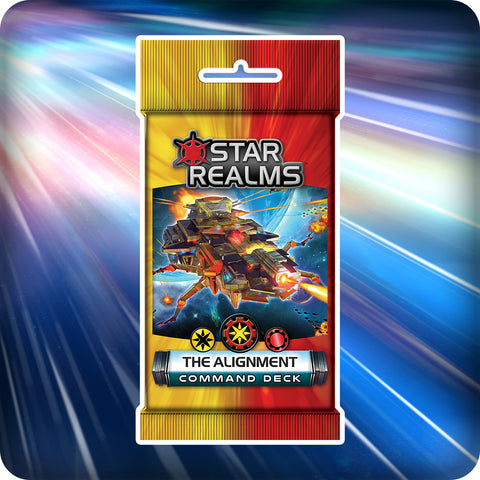 Star Realms Command Deck: The Alignment