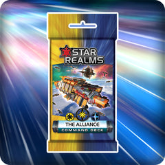 Star Realms Command Deck: The Alliance