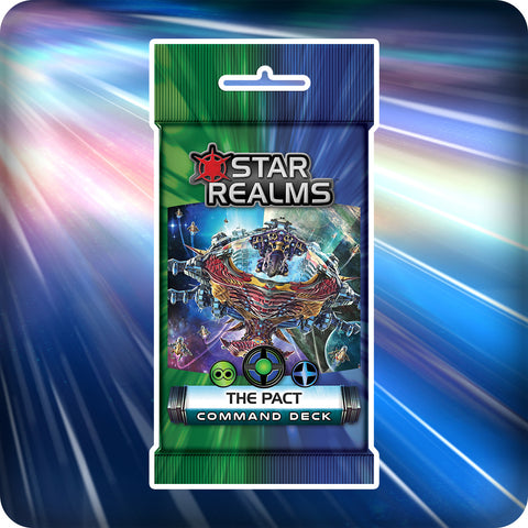 Star Realms Command Deck: The Pact