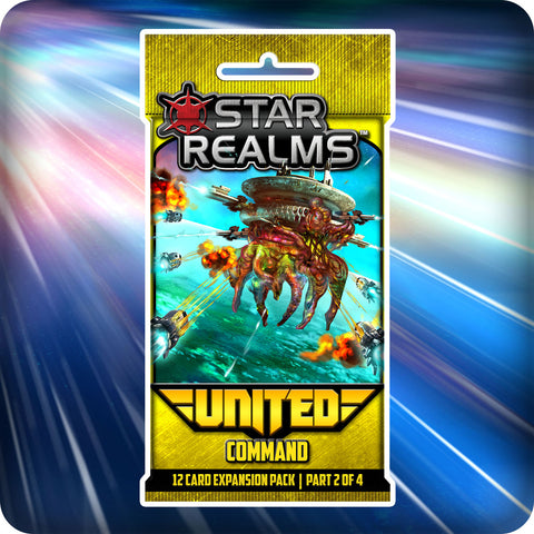 Star Realms United: Command