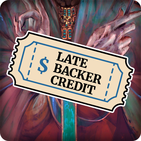 Sorcerer Endbringer $30 Late Backer Credit