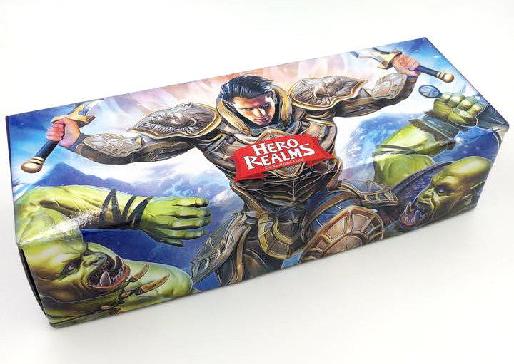 Hero Realms Long CardBox
