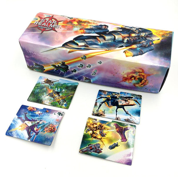 Star Realms- Cardbox