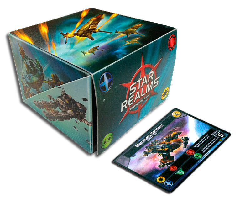 Star Realms Flipbox Deckbox