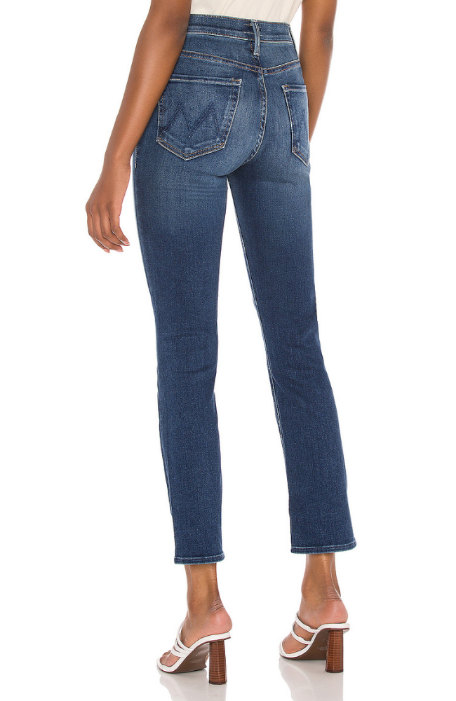 DAZZLER - SWEET & SASSY-DENIM-MOTHER DENIM-FLOW by nicole