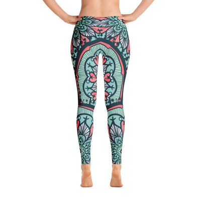 Aventurine Dream Mosaic Leggings - Prana Heart: Everyday Mindfulness