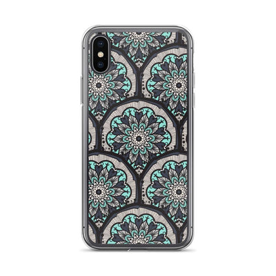 Seamless Mosaic iPhone Case