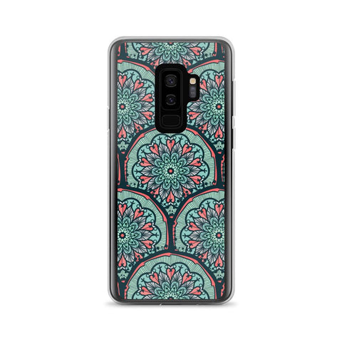 Aventurine Dream Mosaic Samsung Case