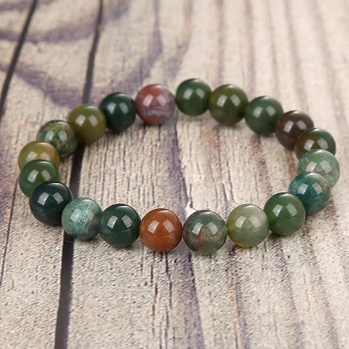 Safe and Sound Agate Bracelet - Prana Heart: Everyday Mindfulness