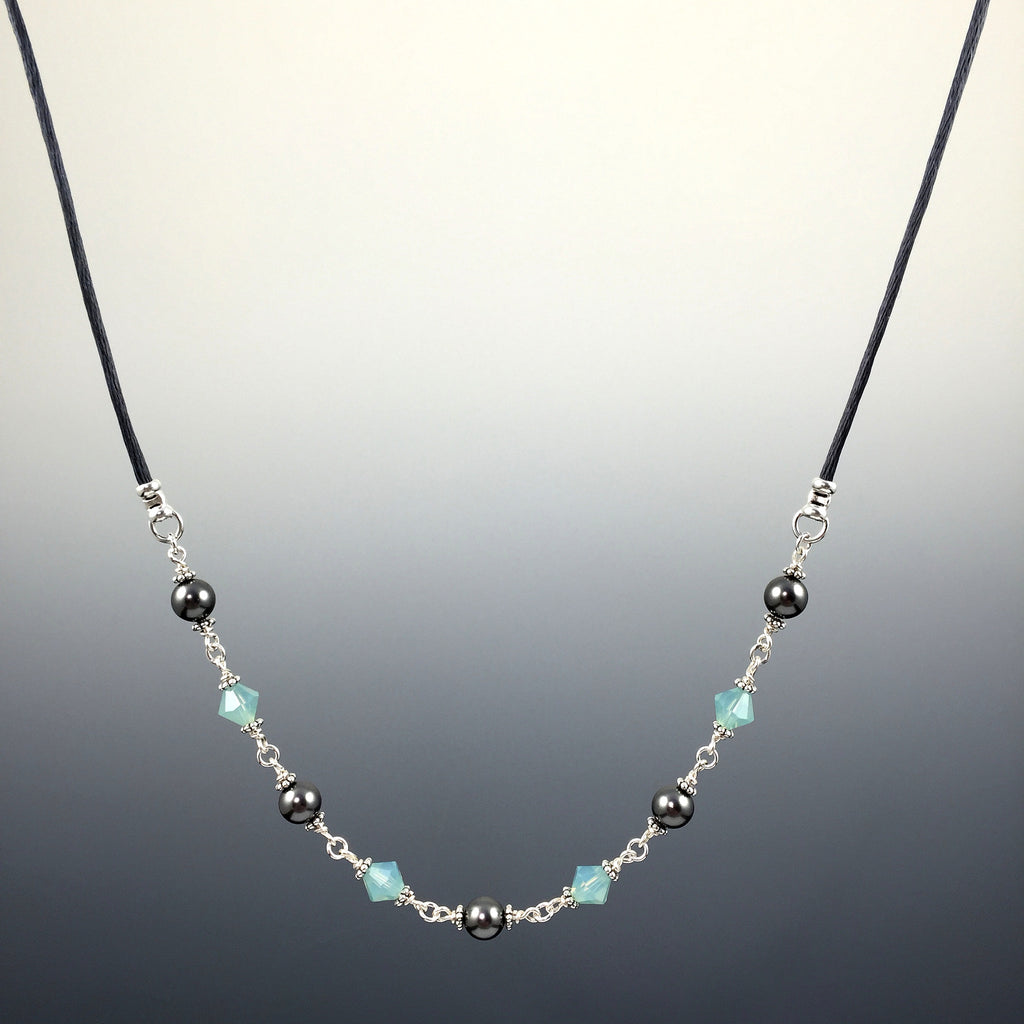 icing silver chain us necklace thick link