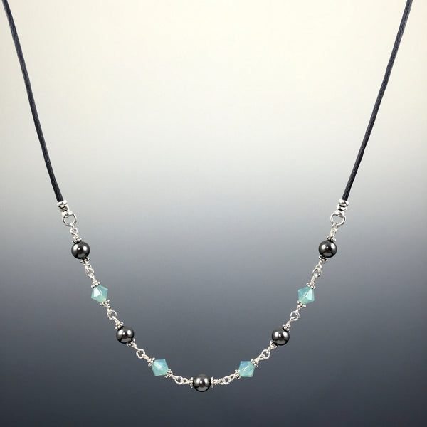 Custom Simple Chain Link Necklace - Steven James Jewelry