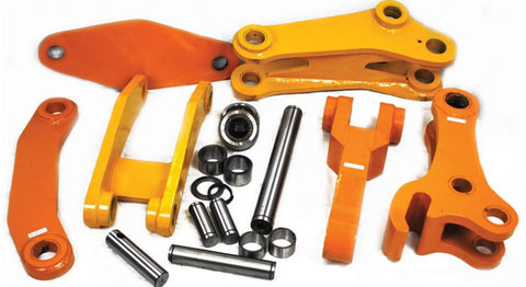 Backhoe Stabilizer, Swing, Boom, & Dipper Pins & Bushings