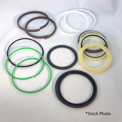 Hitachi ZX200, ZX200LC, ZX210, ZX210LC s/n: Up to 103568 Excavator Arm Seal Kit w/ Wear Rings | HW Part Store