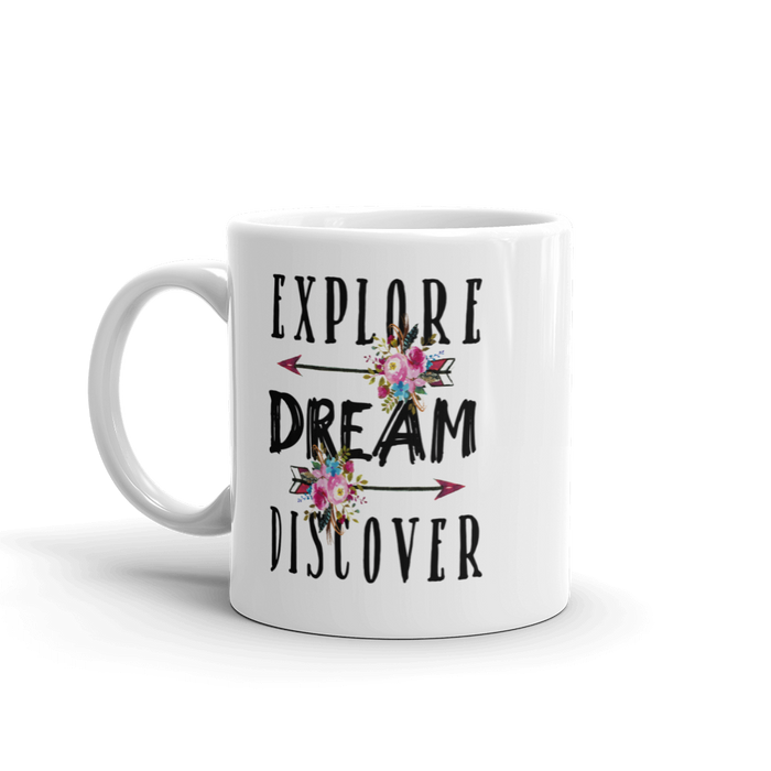 Motivational Coffee Mugs