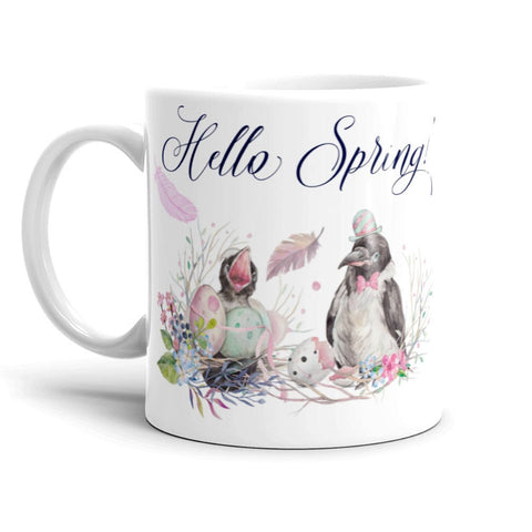 Coffee Mug, Hello Spring!
