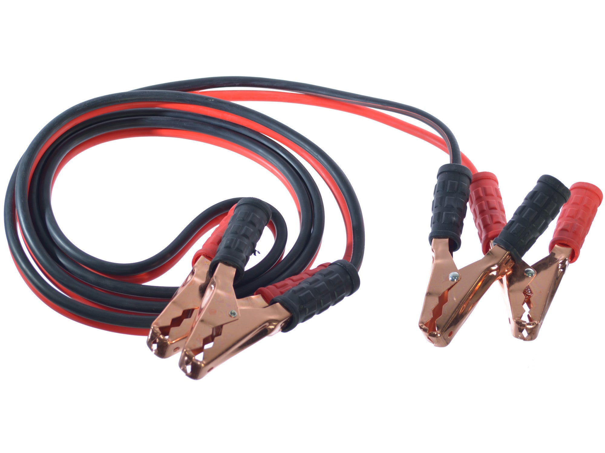 Safety Jumper Cables : Majic amp power booster cables gauge heavy duty