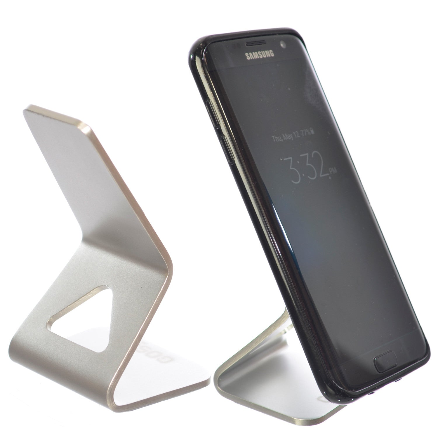 Goso Phone Stand For Desk Durable Aluminum Cell Phone