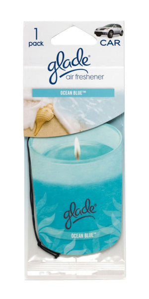 Glade Car Scented Paper Candle Air Freshener Amp Odor