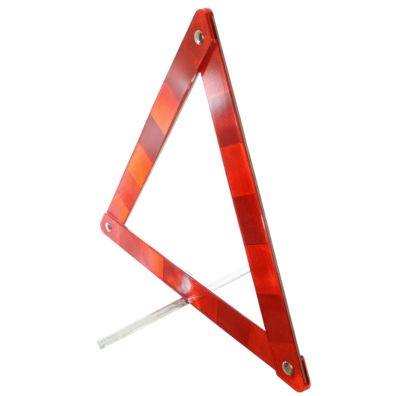 Tractor Reflective Triangles : Majic triangle warning reflector alert motorists in